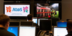 Worldwide TOP Partner Atos Unveils the London 2012 Technology Operations Centre